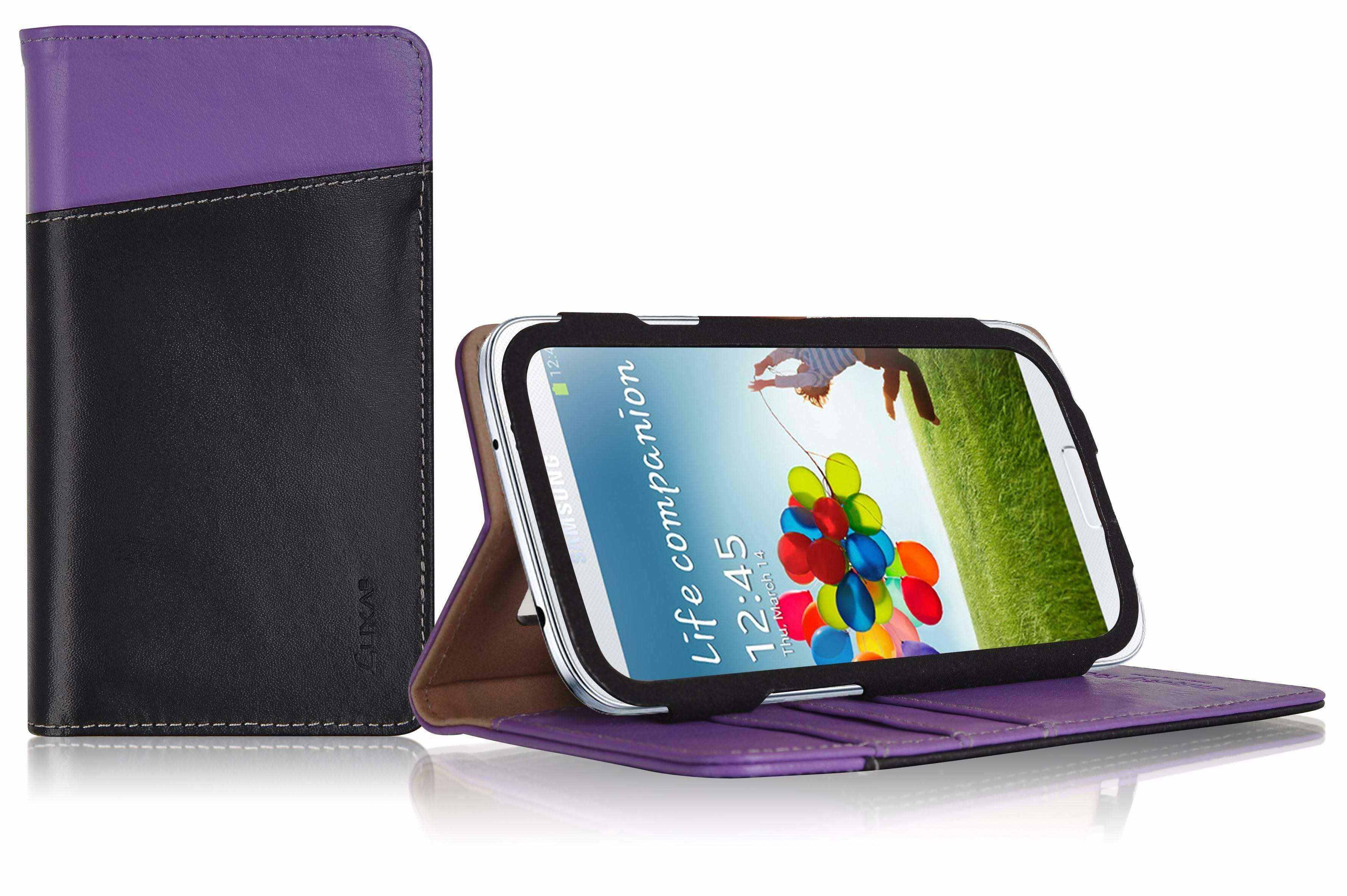 LUXA2 - Chief Samsung S4 Leather Stand Case.jpg